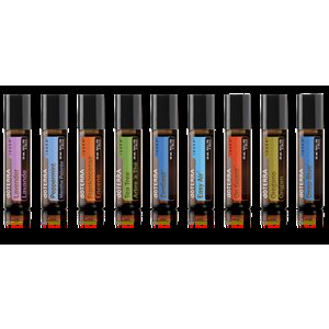 Collection doTerra touch 10 ml chaque